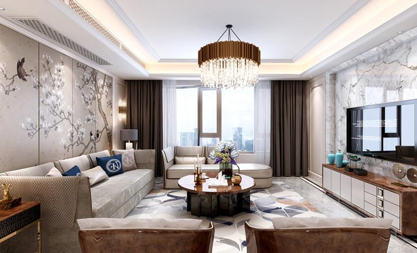 整体家装简约美式风格特点,整体家装简约美式风格设计