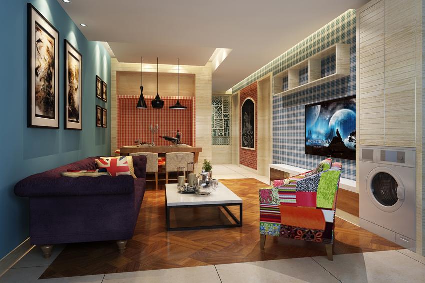 美式风格特点是什么?如何装修成美式风格家居?
