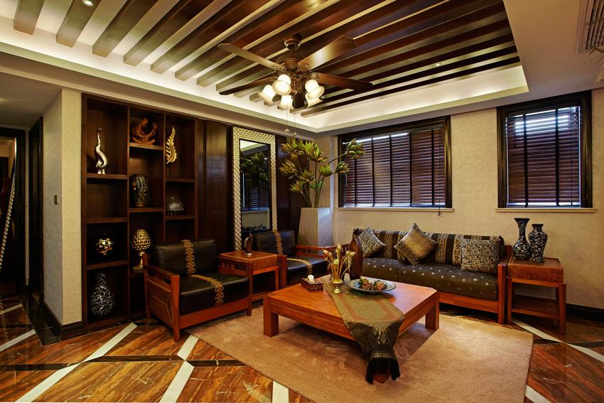 什么是东南亚风格?家装设计师解析东南亚风格特点