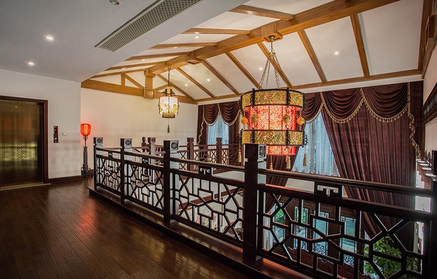 别墅的中式风格装修如何设计?中式别墅装修风格介绍