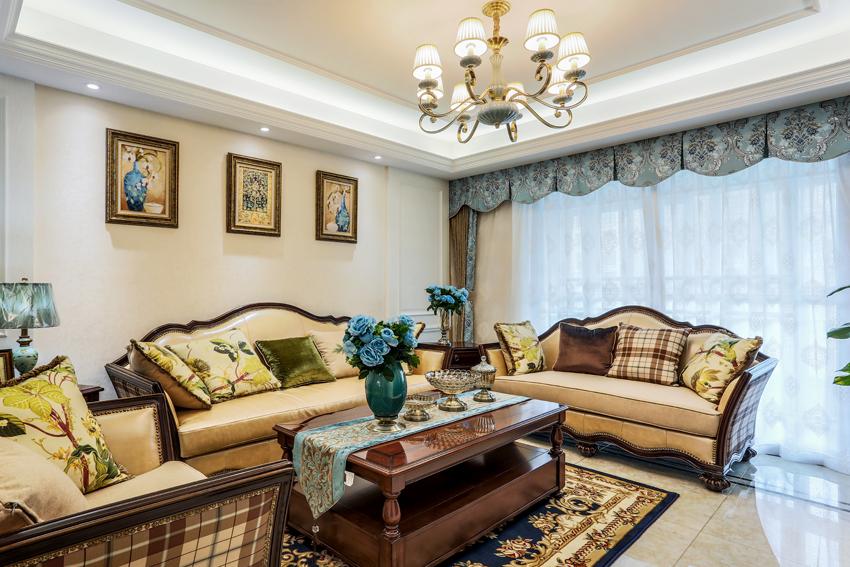 美式风格设计说明,如何打造美式风格的家居空间