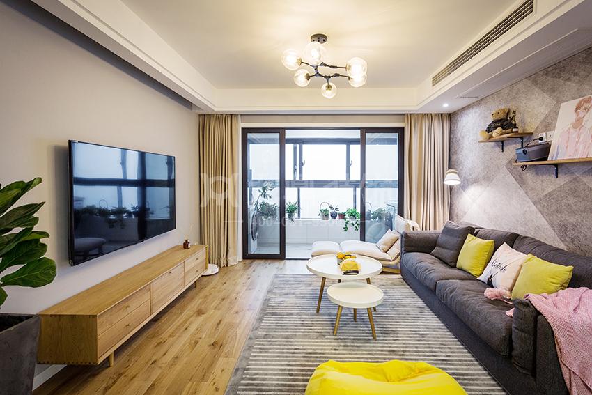 简析美式风格设计理念,设计温馨自由美式风格家居
