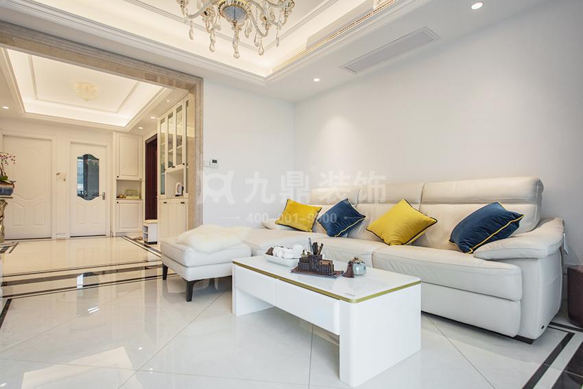 装修爱好美式客厅风格,美式风格客厅的家具搭配很重要