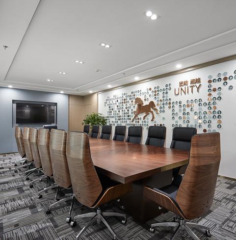 博地办公室装修案例