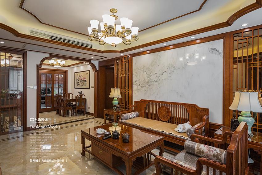 新中式风格装修特点,家装选择新中式风格好不好?