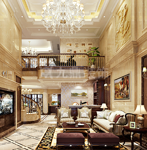 华盛达·阅城公寓装修效果图